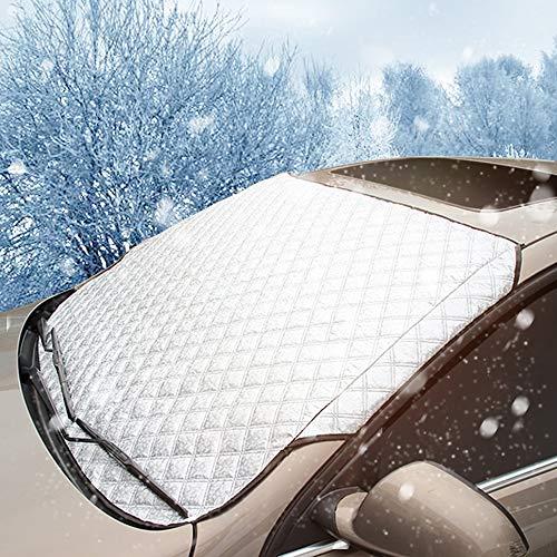 YELLO改良版 カーフロントカバー 車用遮光サンシェード ...