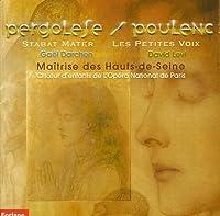 Poulenc-Stabat Mater Les Petites