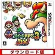 マリオ&ルイージRPG3 DX|オンラインコード版