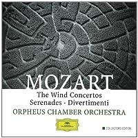 Mozart: the Wind Concertos etc