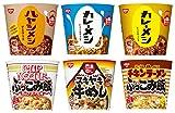 日清 カレーメシ・ハヤシ・ぶっこみ飯・牛めし 6種類各1個入り 6個  詰め合わせ
