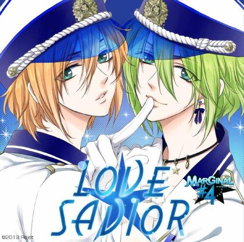 MARGINAL#4 LOVE★SAVIOR(エル、アールver) / 増田俊樹