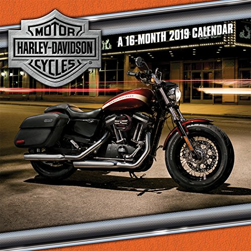 Harley-davidson 2019 Calendar