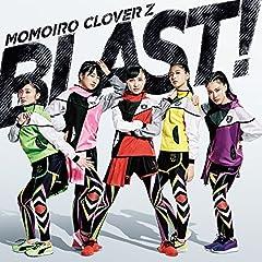 BLAST!♪ももいろクローバーZのCDジャケット