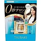 TSUBAKI(ツバキ) プレミアムリペア 体感セット (シャンプー&コンディショナー) みずみずしいフローラルフルーティーの香り 490ml + 490ml