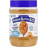 Peanut Butter & Co Simply Crunch - Sugar Free, 453.5g