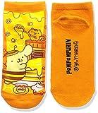 (サンリオ)sanrio スニーカー昇華PTポムポムプリンハチミツ SPL672001-027 027オレンジ オレンジ 23-25