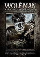 The Wolf Man: Complete Legacy Collection by Universal Studios