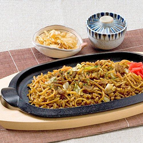 MCC食品 神戸長田 そばめし 250g×10食まとめ買いセット 冷凍食品