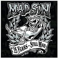 25 Years Still Mad (CD + DVD)