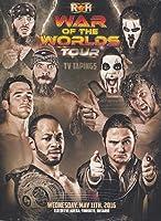 ROH WAR OF THE WORLDS TOUR - TORONTO 輸入DVD [並行輸入品]