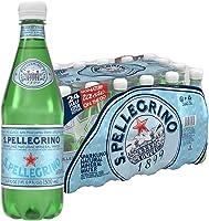 Sanpellegrino(圣佩雷格利诺)加入碳酸的自然矿物质水温 500ml×24瓶[平行进口商品]