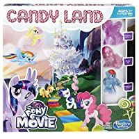 Candy Land Game: My Little Pony the Movie Edition [並行輸入品]