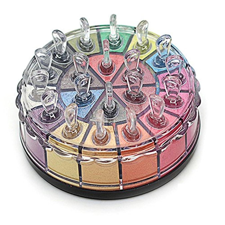 肩をすくめるカルシウム消化Matte Eyeshadow YOKINO アイシャドー パレット 化粧筆 専門化粧 人気 イシャドウ 20色 (1#)