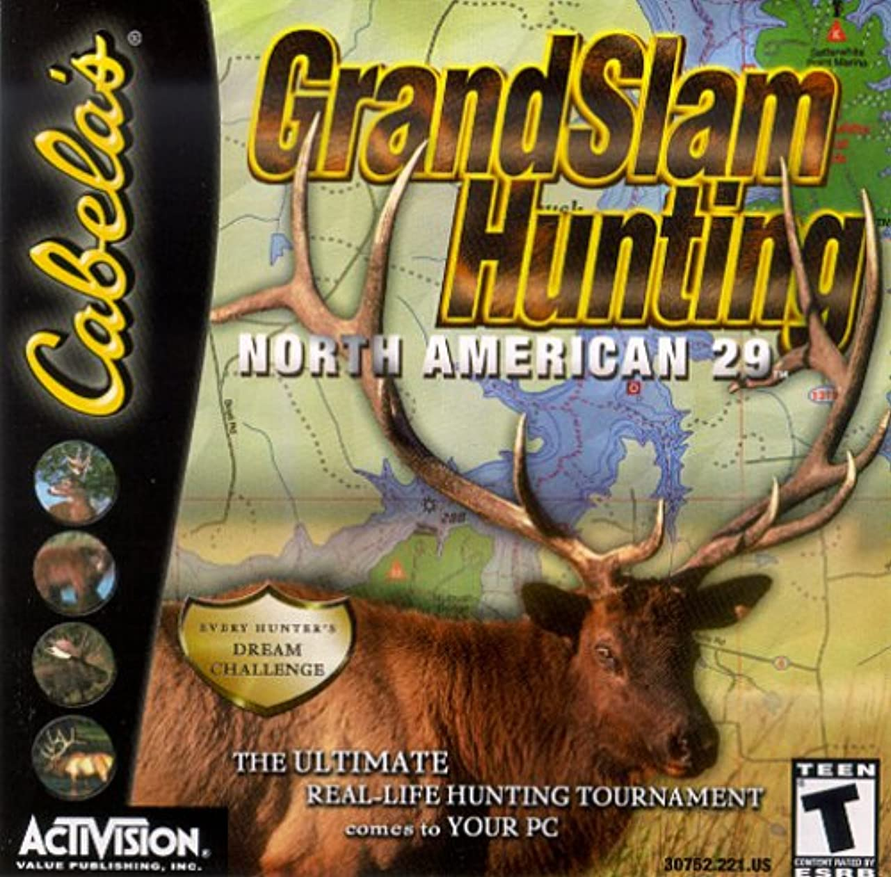 エキス乱れハイキングCabela's Grand Slam (Jewel Case) (輸入版)