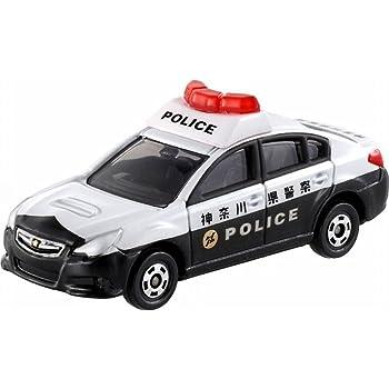 トミカショップオリジナル スバル レガシィB4 パトロールカー(神奈川県警仕様)