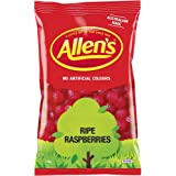 Allen's Ripe Raspberries Lollies Bulk Bag, 1.3 Kilograms