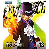 ONE PIECE ワンピース 17THシーズン ドレスローザ編 piece.13 Blu-ray