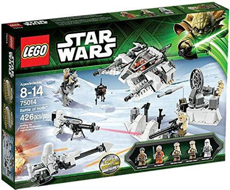 LEGO (レゴ) Star Wars (スターウォーズ) 75014 Battle of Hoth ブロック おもちゃ (並行輸入)
