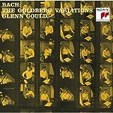 バッハ:ゴールドベルク変奏曲(55年モノラル盤) 画像