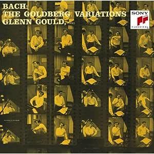 バッハ:ゴールドベルク変奏曲(55年モノラル盤)