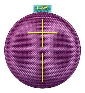 Ultimate Ears Bluetoothスピーカー UE ROLL ワイヤレス ポータブル対応 防水機能 (Sugarplum バイオレット)WS600VI 国内正規品