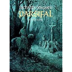 Wagner: Parsifal in Full ScoreのAmazonの商品頁を開く