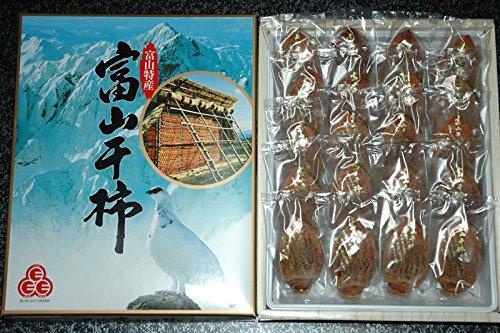 富山干柿 1.2kg 化粧箱入 富山干し柿