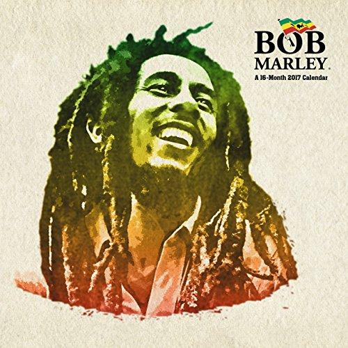 Bob Marley 2017 Calendar