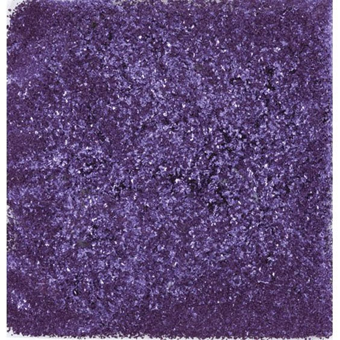 固める問い合わせる寝てるピカエース ネイル用パウダー シャインフレーク #711 江戸紫 0.3g