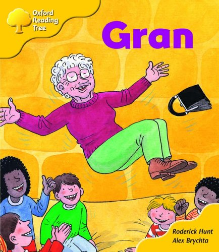 Oxford Reading Tree: Stage 5: Storybooks: Granの詳細を見る