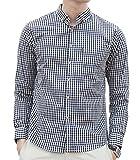 (コシャレ) kosyare チェックシャツ メンズ シャツ 長袖 全6色 アメカジ系 サロン系 キレカジ系