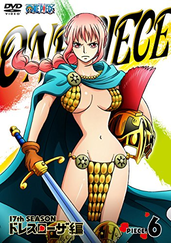 ONE PIECE ワンピース 17THシーズン ドレスローザ編 piece.6[DVD]