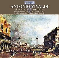 Antonio Vivaldi: L'opera Per Flauto Traversie Vol. 2