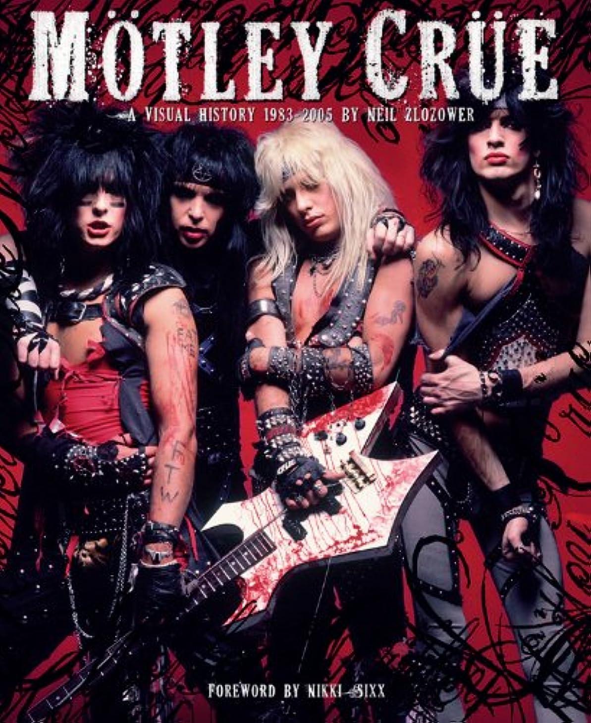 発生するコジオスコ慣性Motley Crue: A Visual History: 1983 - 1990 (English Edition)