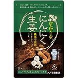 にんにく生姜 31粒入(353mg×31粒入) 温活対策 国産生姜サプリ日本一 農薬不使用