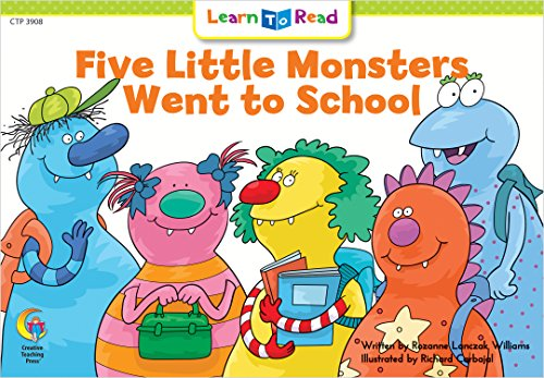 Five Little Monster Went To School (Social Studies Learn to Read)の詳細を見る