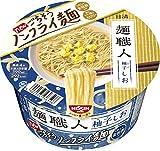 日清 麺職人 柚子しお 76g ×12個