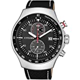 Citizen Men's CA7010-19E Eco-Drive Dress Watch Analog Display, black