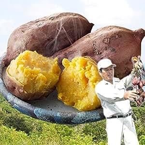 鹿児島 種子島産 大きさ無選別 さつまいも 安納芋 訳あり 家庭用 3kg