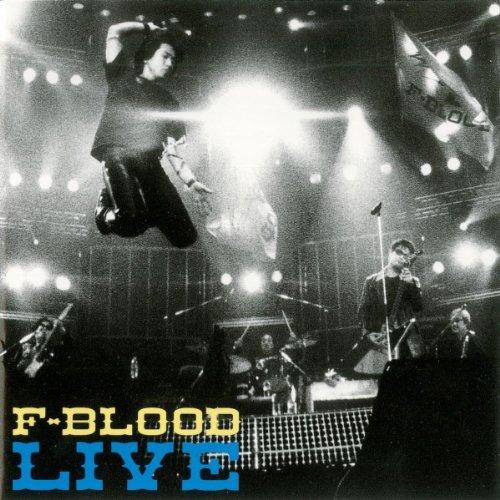F-BLOOD LIVE(通常盤)