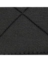 ネオプレン姿勢矯正ショルダーバックサポート姿勢弯症バンド整形バックコルセットブレース(黒)