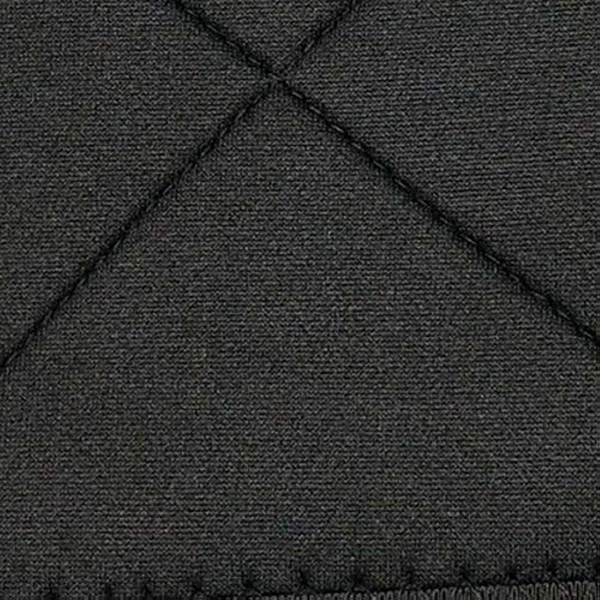 くしゃみ横むき出しネオプレン姿勢矯正ショルダーバックサポート姿勢弯症バンド整形バックコルセットブレース(黒)