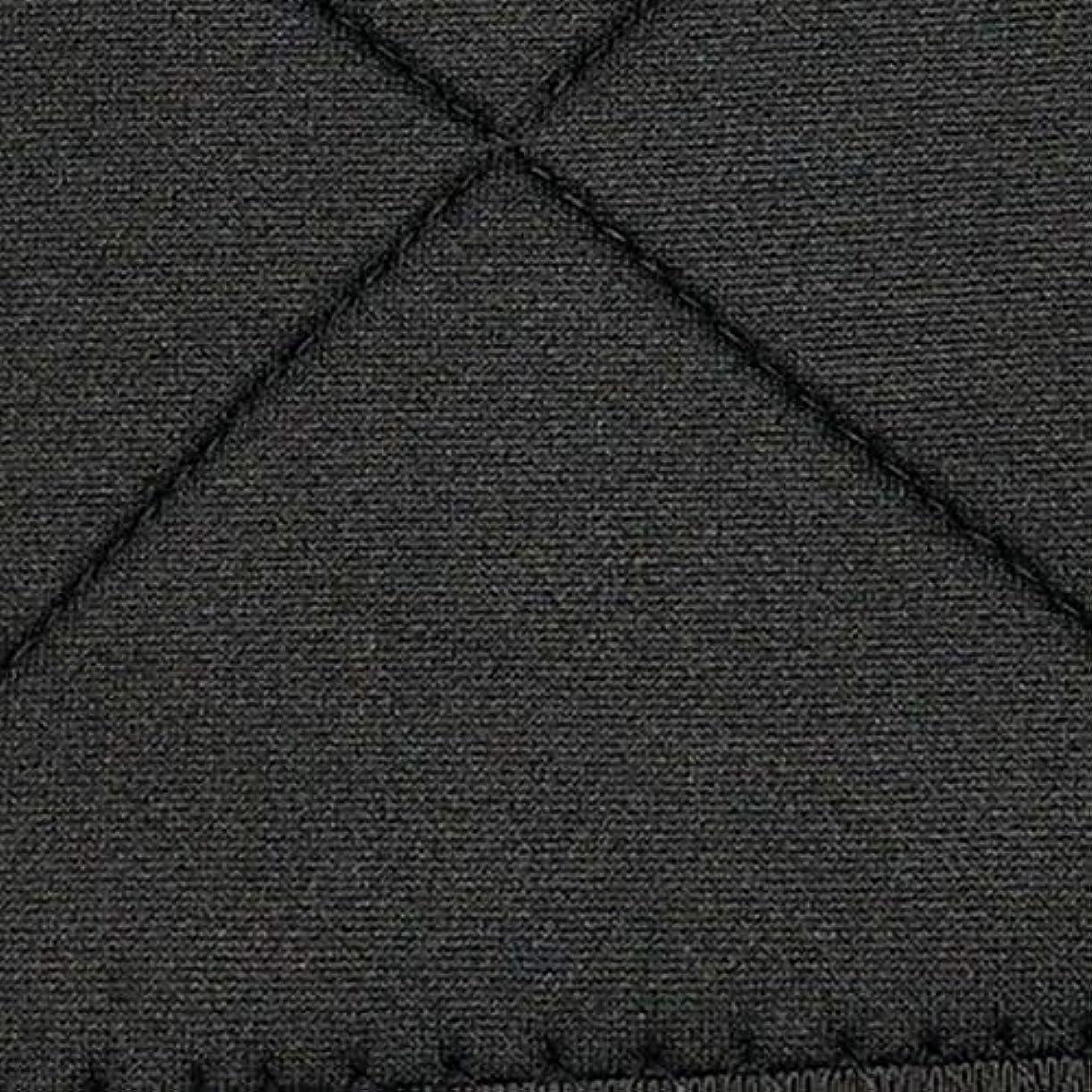 愛人空オーラルネオプレン姿勢矯正ショルダーバックサポート姿勢弯症バンド整形バックコルセットブレース(黒)
