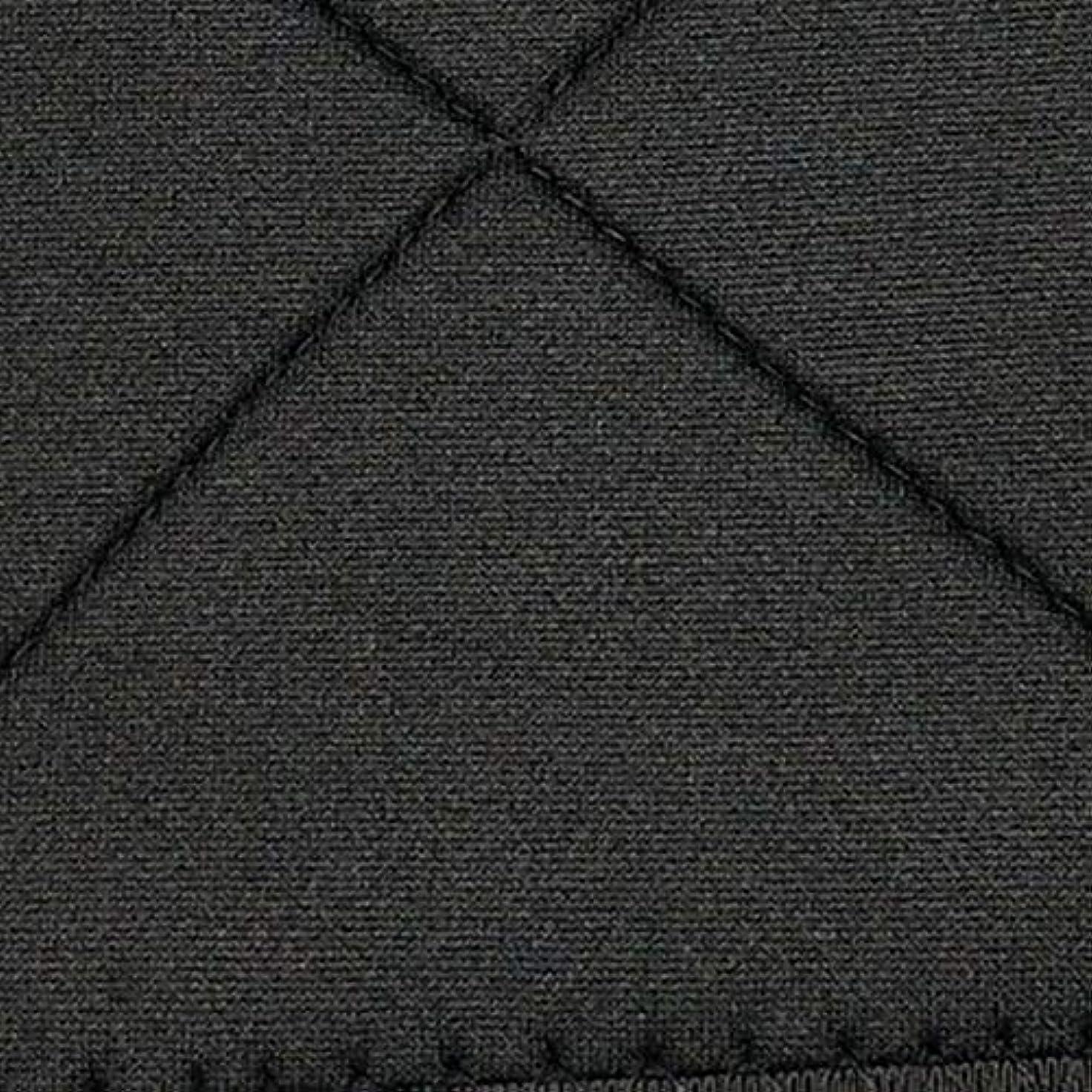 だらしないビジネス文明ネオプレン姿勢矯正ショルダーバックサポート姿勢弯症バンド整形バックコルセットブレース(黒)