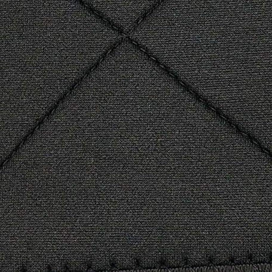 合成値下げきらめくネオプレン姿勢矯正ショルダーバックサポート姿勢弯症バンド整形バックコルセットブレース(黒)