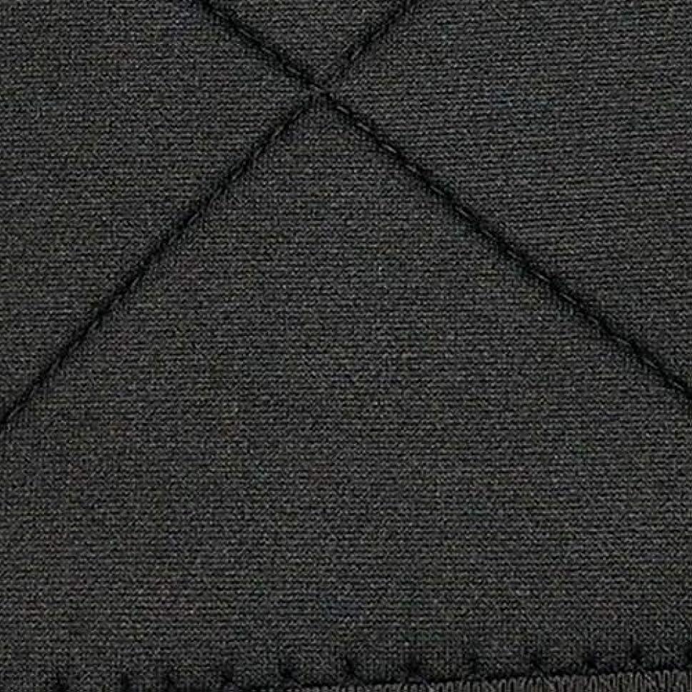 塩辛いデザート耐えられるネオプレン姿勢矯正ショルダーバックサポート姿勢弯症バンド整形バックコルセットブレース(黒)