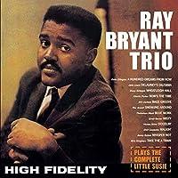 Plays + 2 bonus tracks by Ray Bryant Trio