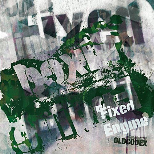 OLDCODEX Single Collection「Fixed Engine」(GREEN LABEL)(通常盤) OLDCODEX ランティス