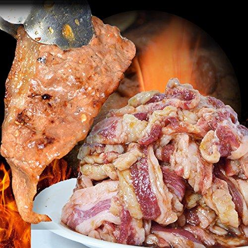 国産牛肉 味付焼肉たっぷり1Kg! 2セット買うと、おまけ500g(北海道、...